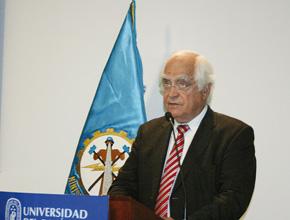 Peter Eigen, Presidente del Consejo Directivo del EITI