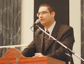 Leonardo Mitidiero, gerente de Seguridad, Salud y medio Ambiente de Petrobrás.