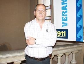 Daniel Ayala, coordinador del programa Apell.
