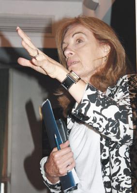 Graciela J. González Rosas, Directora Ejecutiva de la Asociación Petroquímica y Química Latinoamericana (APLA).