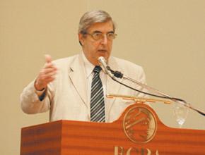 José María Fumagalli, director ejecutivo de la Cámara Química y Petroquímica de Argentina.