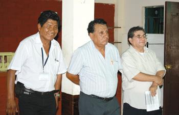 Integrantes del Comité Nacional SONAMIPE 2011-2013.