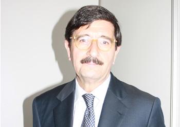 Gerente general de Aenor, Fernando Zaba.