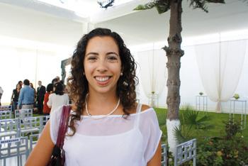 Jimena Sologuren, Jefe de Responsabilidad Social de Cía Minera Poderosa.