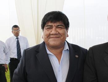 Rómulo Mucho. Ex Viceministro de Minas.