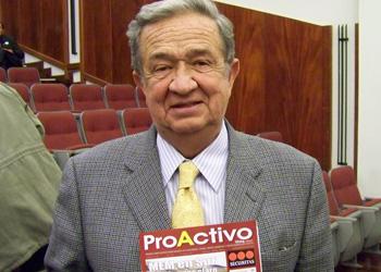 Juan Incháustegui, presidente de TECSUP