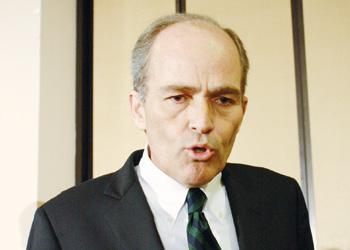 Roque Benavides, presidente de Buenaventura
