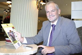 Paul Remy, secretario técnico del Comité Nacional ISO 26000 Responsabilidad Social