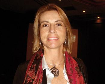 Diana Rake, gerente general de Downing Teal Perú.