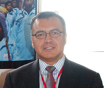 Juan Vegarra, CEO Vena Resources