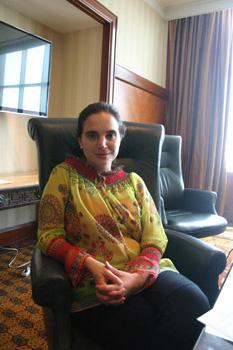 Susana de Piérola, directora de Junior Achievement Perú.