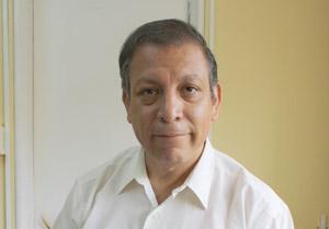 Marco Arana, representante de Grufides.