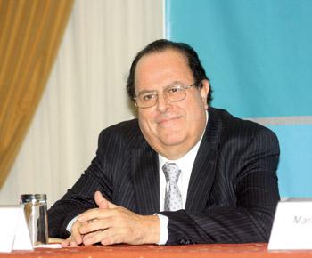 Julio Velarde, el presidente del Banco Central de Reserva del Perú.