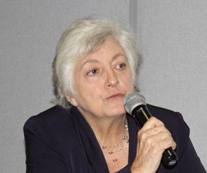 Presidenta de DEVIDA, Carmen Masías