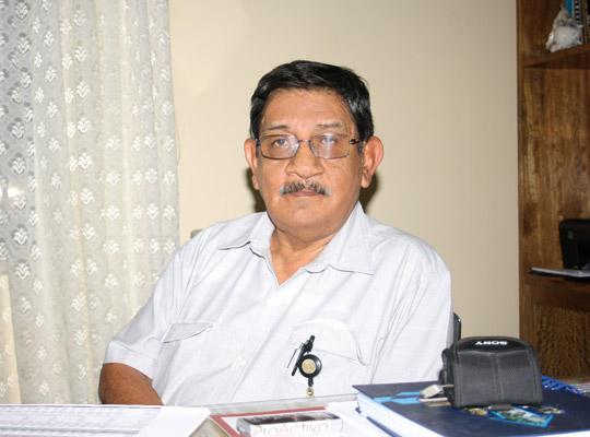 Marcelo Santillana, gerente general de la Compañía Minera Poderosa.