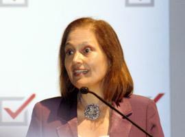 Presidente CAD, Beatriz Boza.