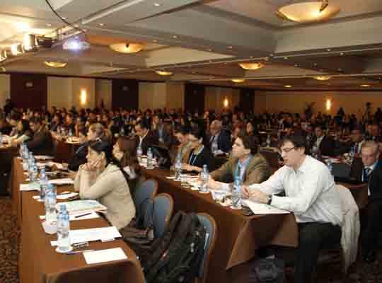 Asistentes del 3er Congreso Internacional de Relaciones Publicas y Encuentro Latinoamericano IPRA
