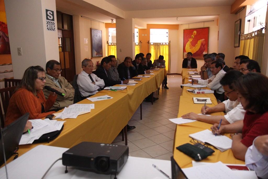 Ministerio de energ a y minas refuerza labor de for Ministerio de minas