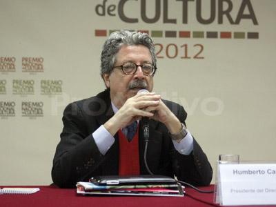 Humberto Campodónico, presidente de Petroperú.