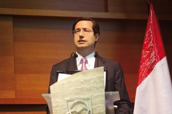 Miguel Palomino, director gerente del Instituto Peruano de Economía (IPE).