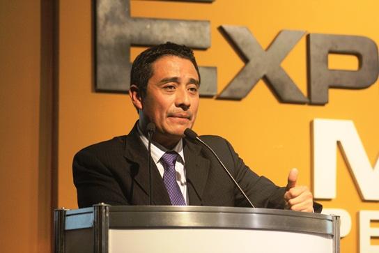 Luis Rivera, gerente general de Xstrata Tintaya.