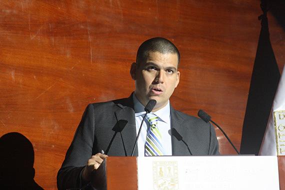 Director de Asuntos corporativos y Responsabilidad Social, Nino Coppero.