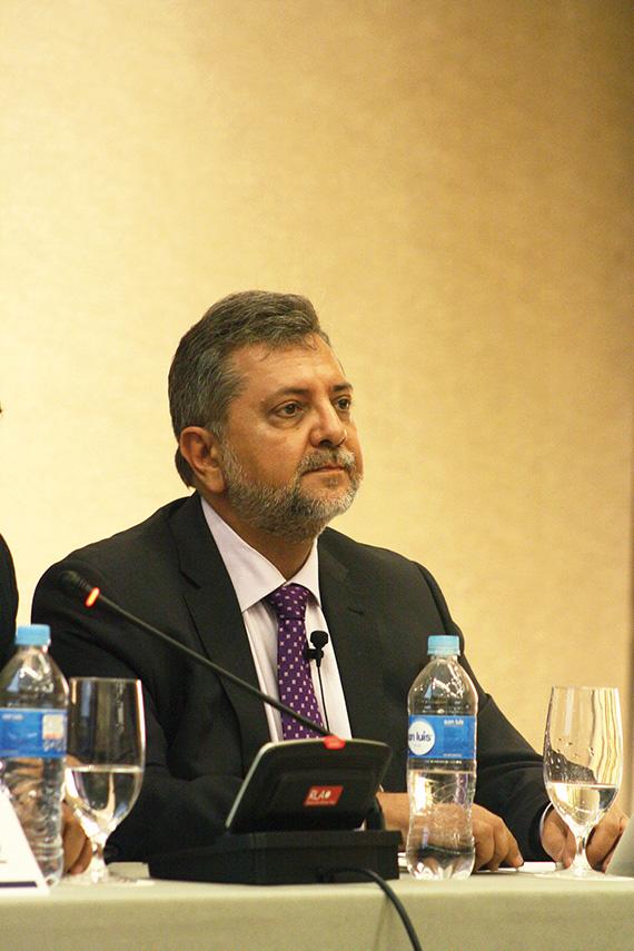 Valentín Ruiz, director de Tecnología y Nuevas Energías de Repsol.