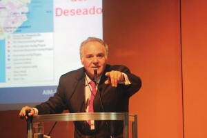 Diego Benavides Gerente de Minera IRL.