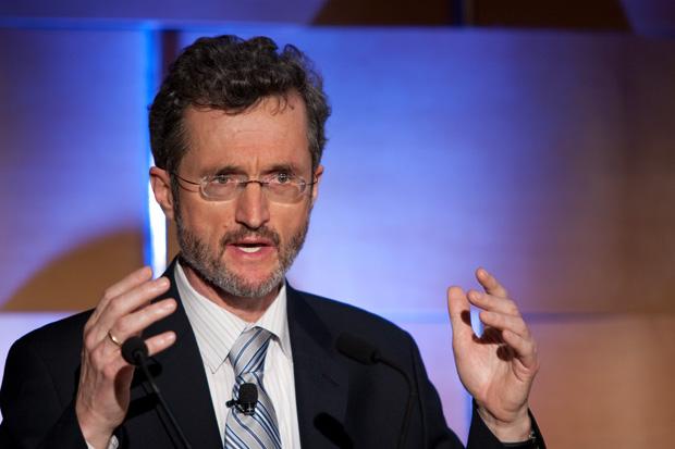 George Kell, Director Ejecutivo de la Oficina del Global Compact de las Naciones Unidas