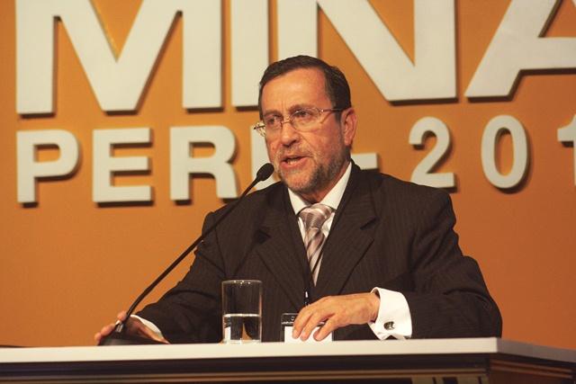 Miguel Cardozo,  Presidente de Alturas Minerals.