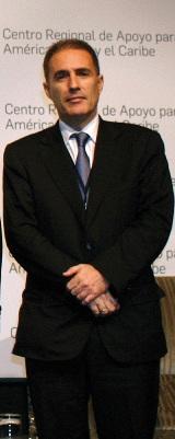 Diego de La Torre, presidente de la Red del Pacto Mundial en el Perú.