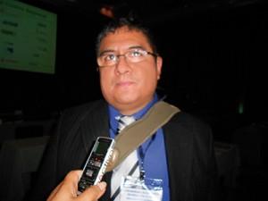 Percy García, del Instituto Internacional de Industrias Extractivas y Estudios de Sostenibilidad de la Escuela de Negocios de la Universidad de Calgary, Canadá.