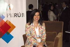 Vanina Farber, profesora de Emprendimiento Sostenible e Inclusión Social de la Escuela de Postgrado de la Universidad del Pacífico.