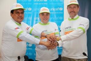 Representantes del MINSA Telefónica y UNICEF se unen contra el Dengue en Pucallpa