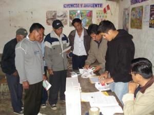 Secuestran a tres geólogos en proyecto Cañariaco.