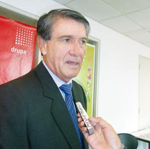 Henri Le Bienvenue, gerente general de Perú 2021.