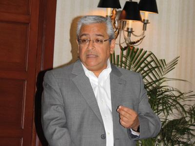 Ernesto Córdova, Gerente general de Fenix Power Perú.