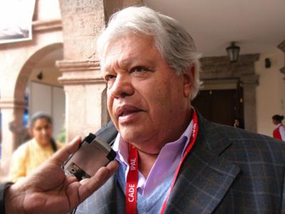 Fernando Sánchez Albavera, directivo de Petroperú.