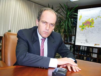 Roque Benavides, presidente de la minera Buenaventura.