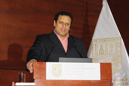 Darío Zegarra, gerente de Responsabilidad Social del proyecto Minas Conga.