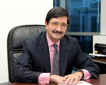 Fernando Zaba Sanz, director general de Aenor Perú.