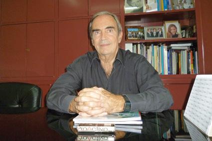 Martín Dedeu, presidente de la Cámara Argentina de Empresarios Mineros (CAEM).