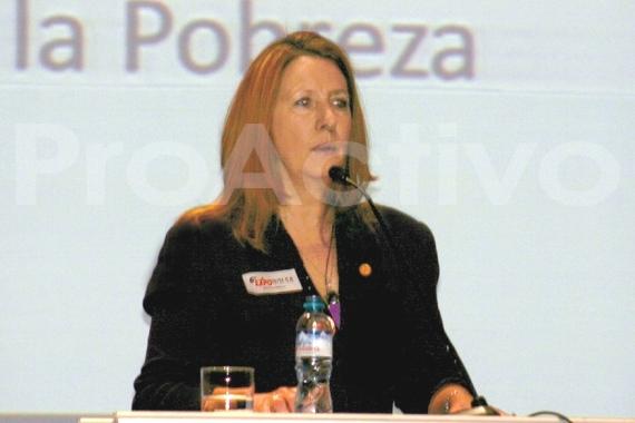 Joanne Freeze, presidente y CEO de Candente Copper Inc.