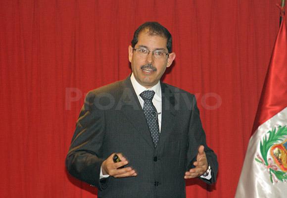 Eduardo Serpa, gerente de proyectos de Anglo American.