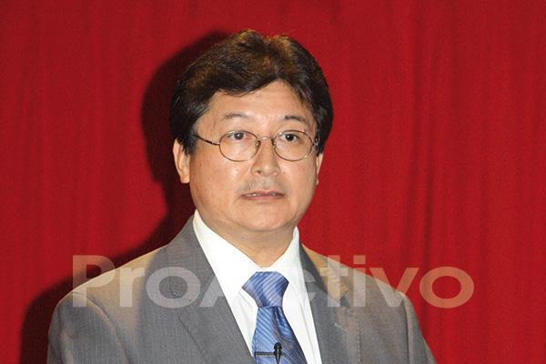 Ing. Guillermo Shinno, viceministro de Minas.