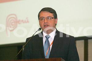Javier Illescas, director ejecutivo de Proinversión.