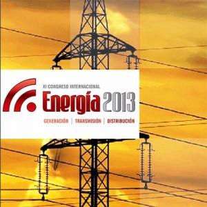 XI Congreso Internacional ENERGÍA 2013.