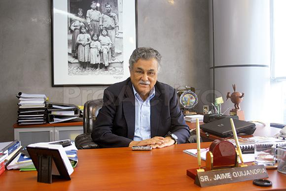 Jaime Quijandria Salmon
