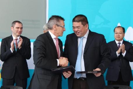 Atlas Copco inaugura nuevas instalaciones de producción en China