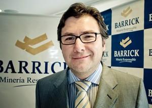 Rodrigo Jimenez - Barrick